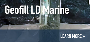 Geofill LD Marine Cellular Concrete - Underwater Placement