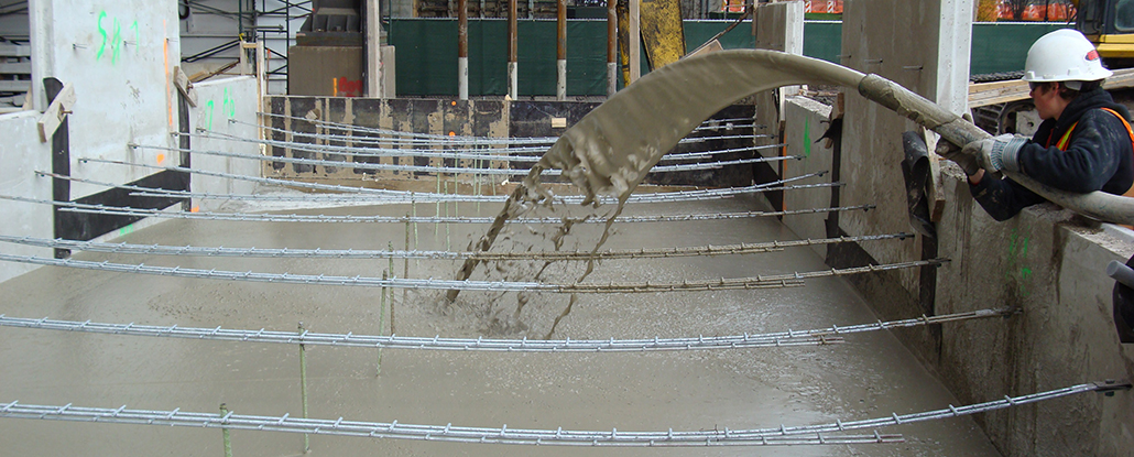 Geofill Cellular Concrete - Load Reducing Fill for Foundation Walls